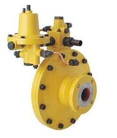 Мембрана стабилизатора регулятора давления газа РДП-50